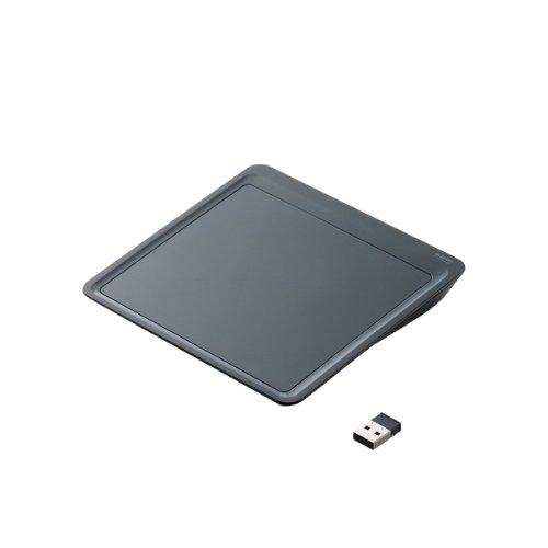 【2013年モデル】ELECOM タッチパッド ワイヤレス マルチジェスチャー Windows8対応 ブラック M-TP01DSBK