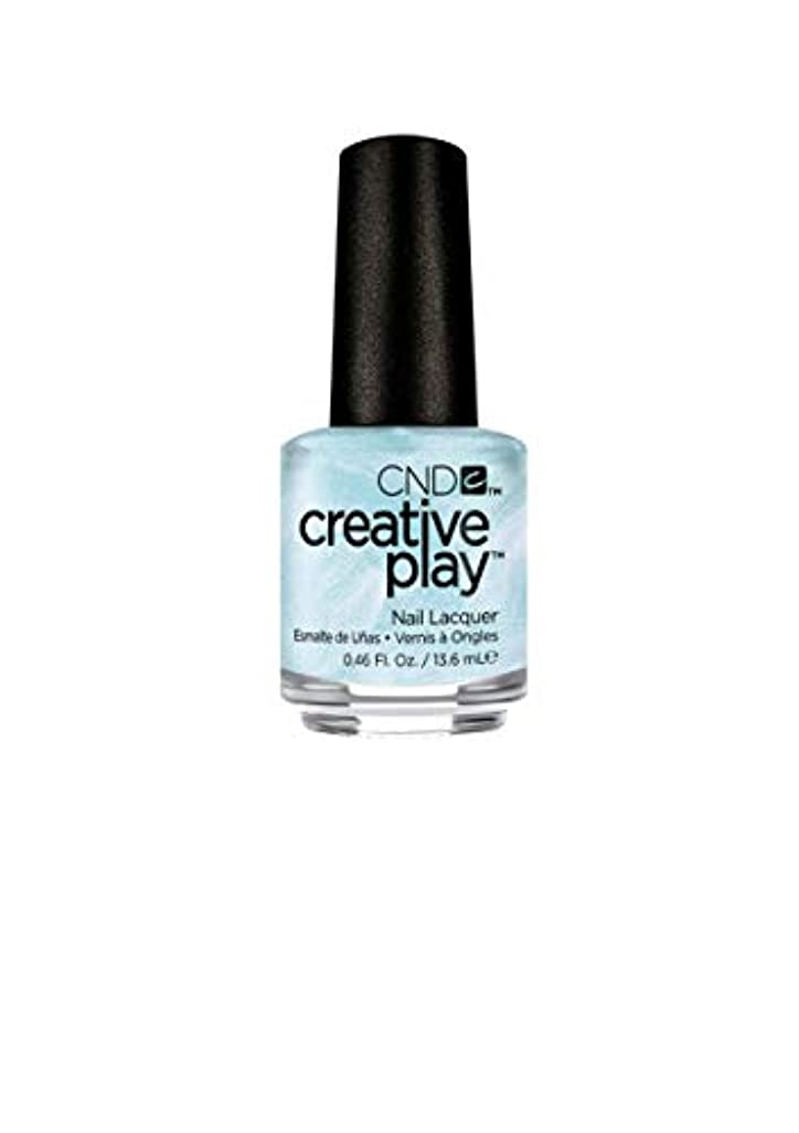 アッパー有名人ドメインCND Creative Play Lacquer - Isle Never Let You Go - 0.46oz / 13.6ml