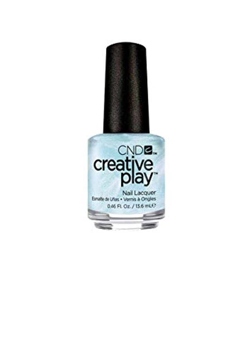 伸ばす従事した摘むCND Creative Play Lacquer - Isle Never Let You Go - 0.46oz / 13.6ml