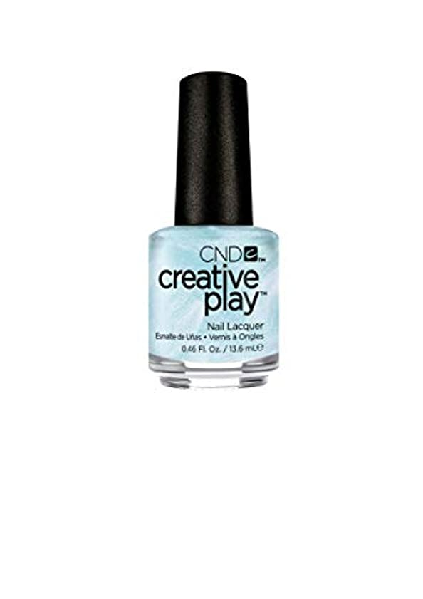 アンソロジー悪性のチチカカ湖CND Creative Play Lacquer - Isle Never Let You Go - 0.46oz / 13.6ml