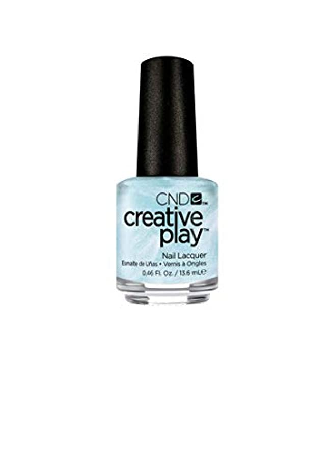 委員長知り合いしかしながらCND Creative Play Lacquer - Isle Never Let You Go - 0.46oz / 13.6ml