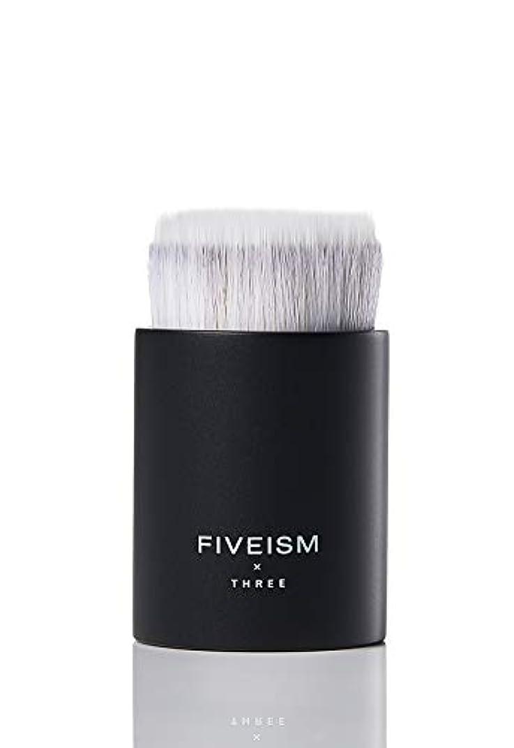 下品収まる汚れるFIVEISM × THREE(ファイブイズム バイ スリー) ロッキン ラウンド ブラシ