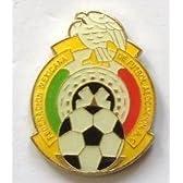 サッカーエンブレムピンズ メキシコ代表~FIFAワールドカップ