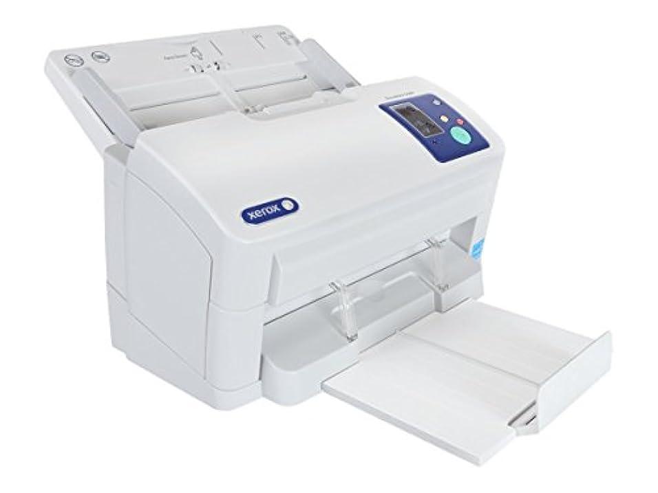 相談代表する固めるXerox DocuMate 5445 - Document scanner - Duplex - 8.5 in x 100 in - 600 dpi - up to 45 ppm (mono) - ADF ( 75 sheets ) - up to 4000 scans per day - USB 2.0