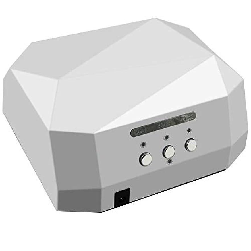 投げ捨てるはちみつ石RRSHUN 360wランプ15pcs Ledsマニキュア用すべてのタイプのジェルCuring10 / 30 / 60sランプ用ネイルドライヤー