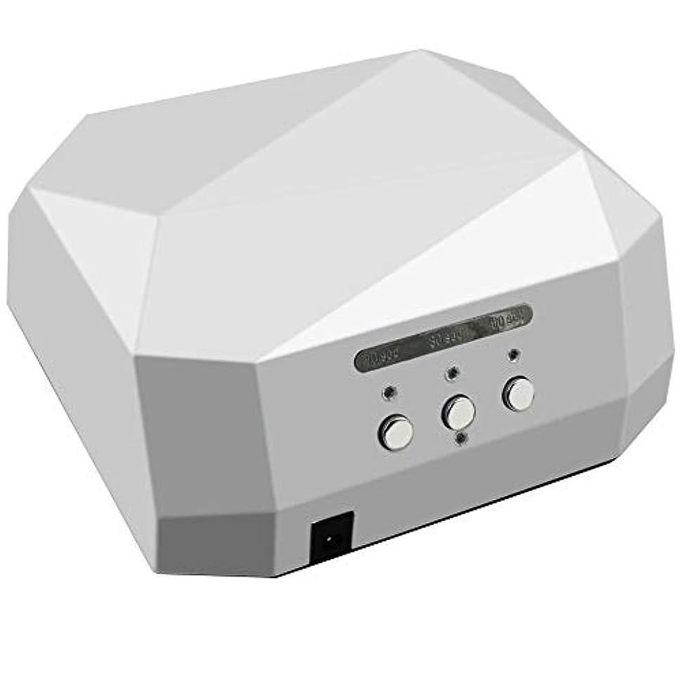 塗抹単に夫婦RRSHUN 360wランプ15pcs Ledsマニキュア用すべてのタイプのジェルCuring10 / 30 / 60sランプ用ネイルドライヤー