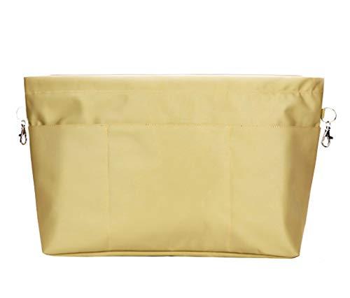 バッグインバッグSeavish bag in bag インナーバッグ バッグイン レディース メンズ (M, カーキ)