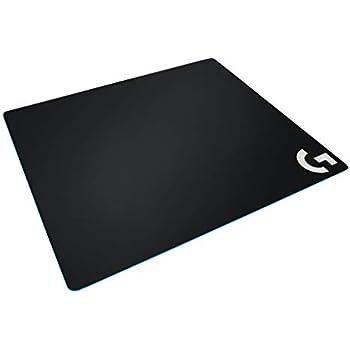 Logicool G ゲーミングマウスパット G640r ブラック クロス マウスパット 大型 G640 国内正規品 1年間メーカー保証