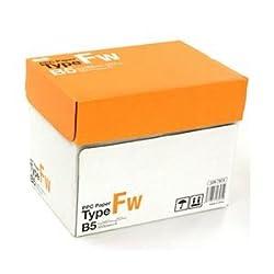 (業務用セット) 高白色コピー用紙 PPC Paper Type FW B5 1箱(500枚×5冊/2500枚) 【×3セット】 AV デジモノ プリンター OA プリンタ用紙 top1-ds-1644086-ak [簡易パッケージ品]