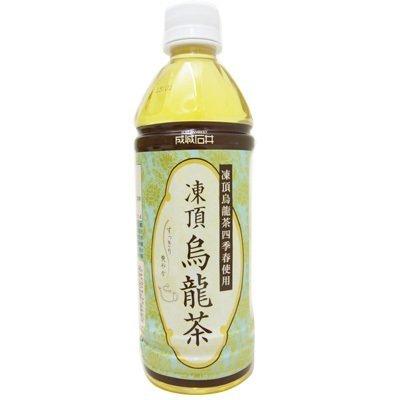 【セット販売】 成城石井 凍頂 烏龍茶 500ml × 24本 (台湾 産 凍頂烏龍 四季春 を使用 )