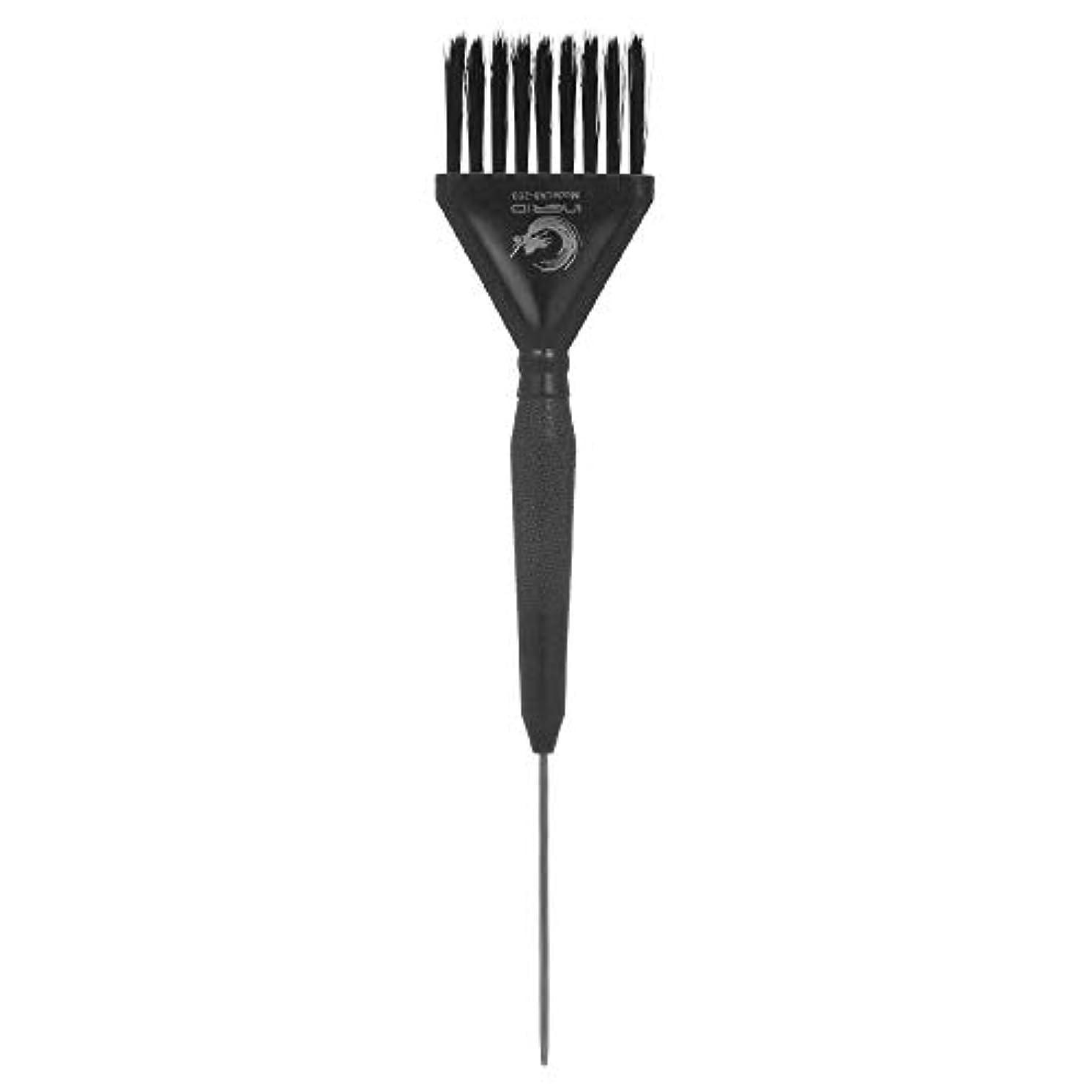 個性乳剤ジャンクDecdeal 染毛ブラシ ヘアダイブラシ プロ用 DIY 髪染め用 サロン 美髪師用 ヘアカラーの用具