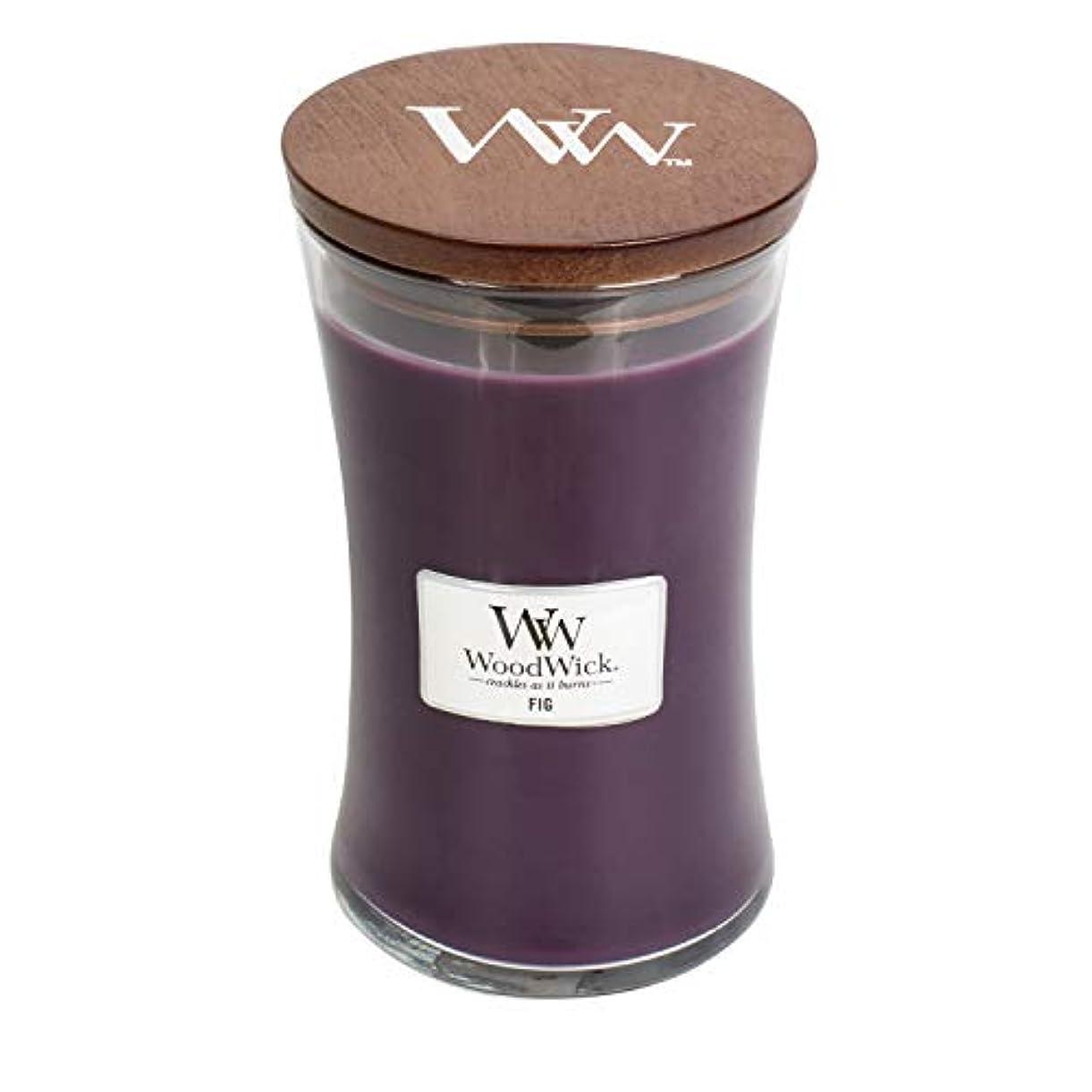 アッティカスプレゼンテーション共和党ソフトCambray WoodWick 22oz香りつきJar Candle Burns 180時間