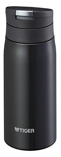 タイガー 水筒 350ml 直飲み ステンレス ミニ ボトル オートロック サハラ マグ 軽量 夢重力 ランプ ブラック MCX-A035-KL Tiger