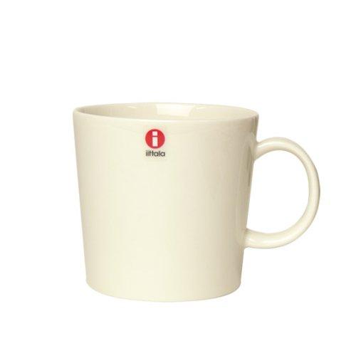 [イッタラ] iittala TEEMA(ティーマ) マグカップ 300ml WHITE [並行輸入品]