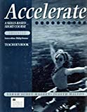 Accelerate Advanced: Teacher's Book