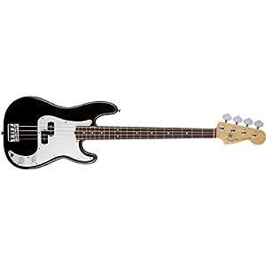 Fender フェンダー エレキベース AM STANDARD P BASS RW BLK