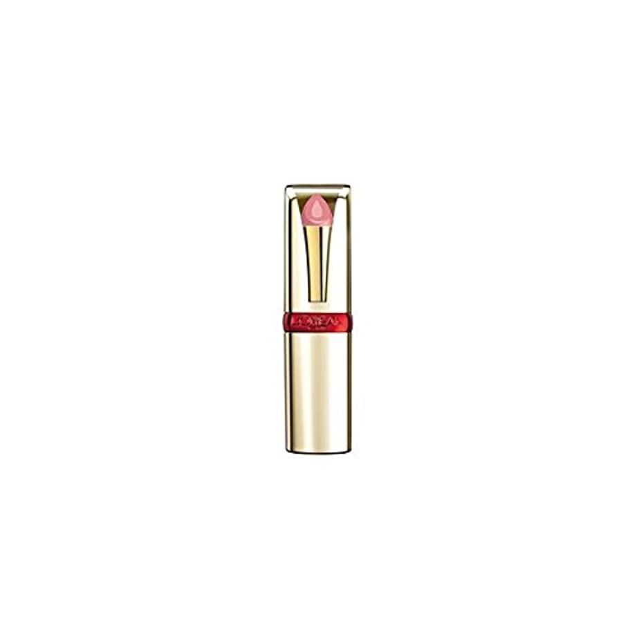 うまくやる()道に迷いました保持L' OREAL Rouge à Lévres Color Riche Sérum Anti Age 105 Sparkling Rose
