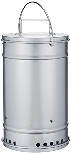 CAPTAIN STAG (キャプテンスタッグ) バーベキュー BBQ用 燻製器 フェルトスモーカーセット円筒型 スモーク対応M-6546 B002U25AKQ 1枚目