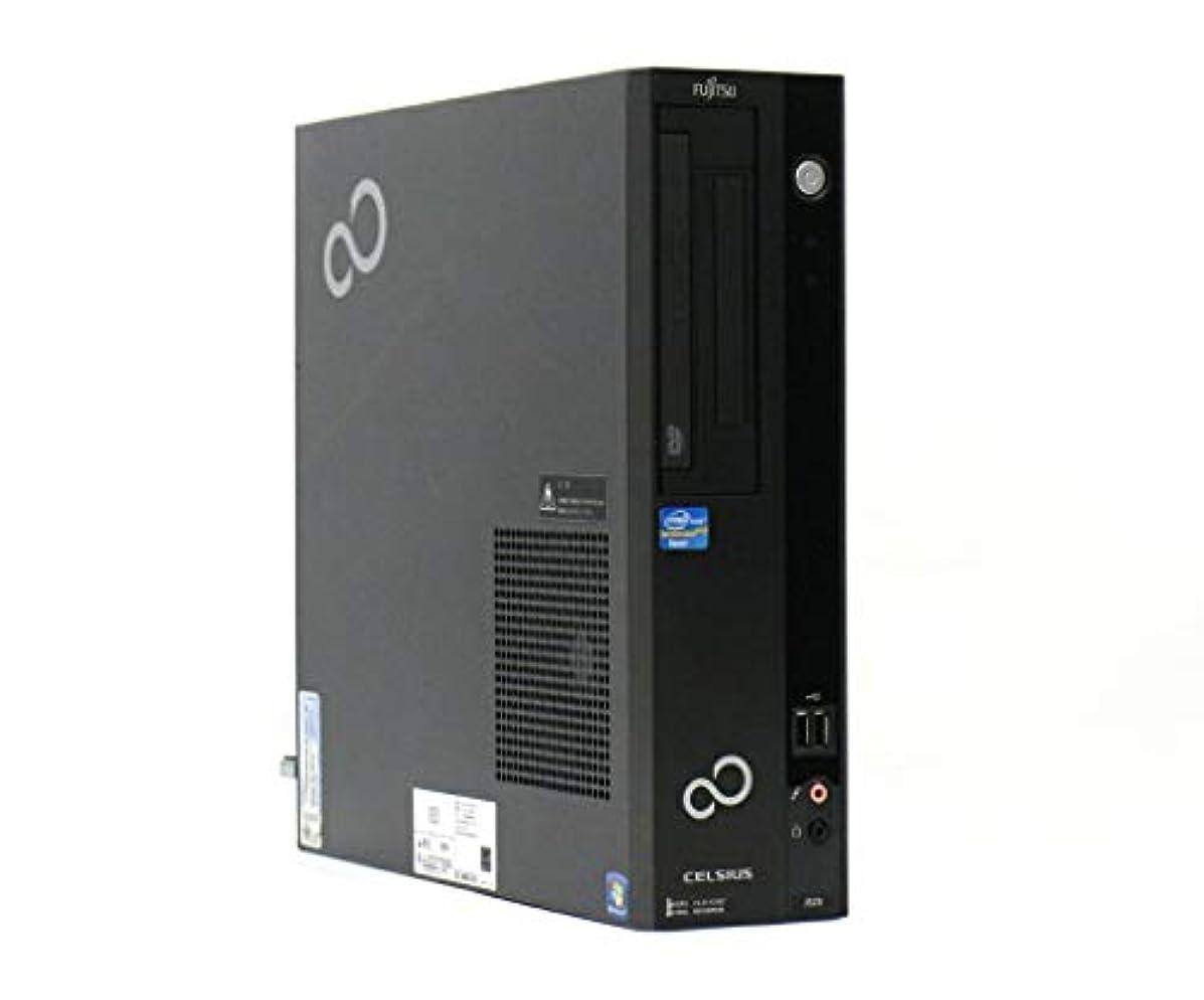 試みるただやる偽造【中古】 富士通 CELSIUS J520 Xeon E3-1225v2 3.2GHz 8GB 500GB Quadro2000 DVD-ROM Windows7 Pro 64bit