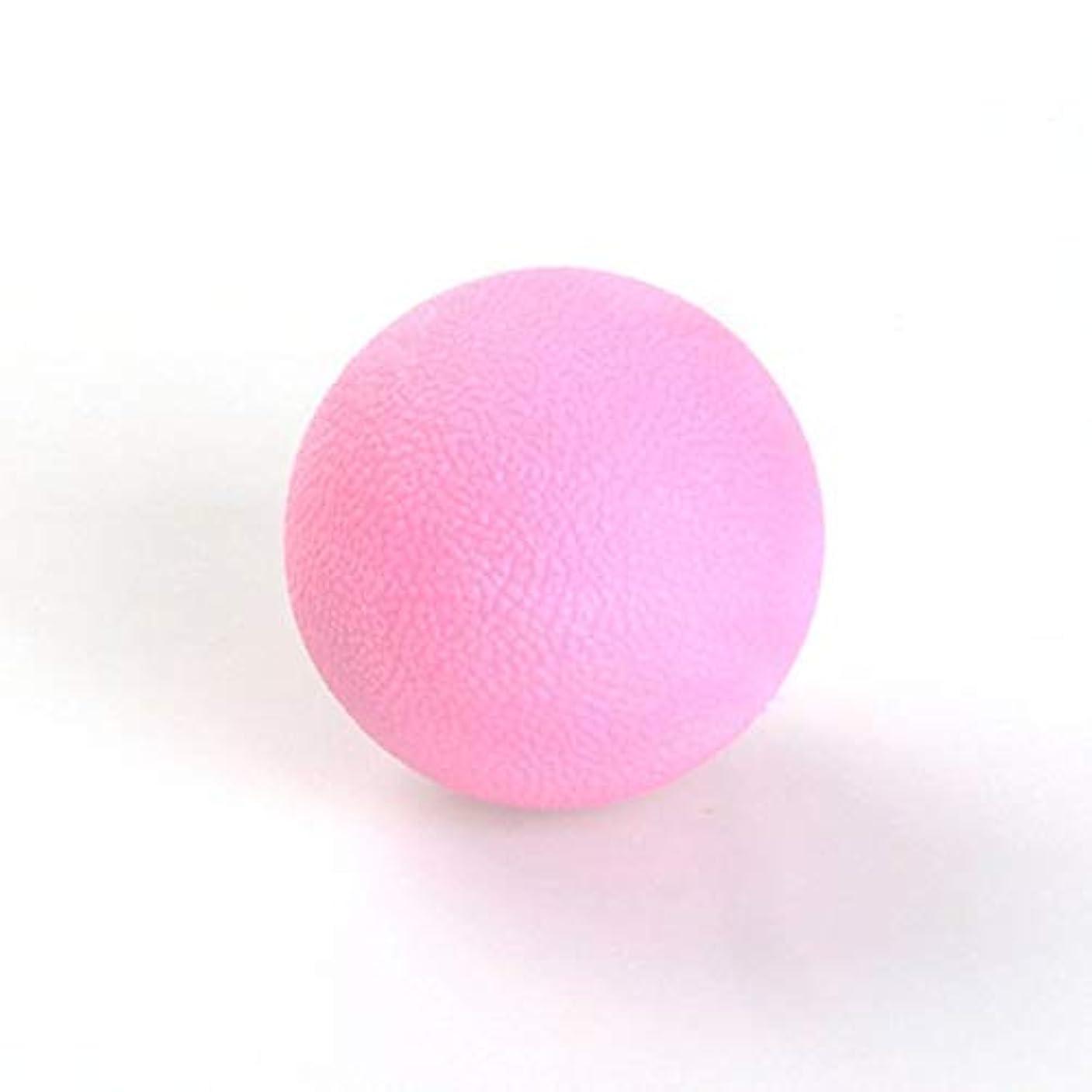 考える受動的符号65ミリメートルマッサージボール筋筋膜トリガーポイントボディ疲労フィットネスボールを和らげます