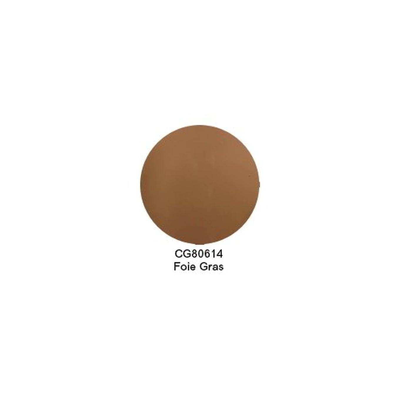 純粋な粘性の楽な(3 Pack) CHINA GLAZE Capitol Colours - The Hunger Games Collection - Foie Gras (並行輸入品)