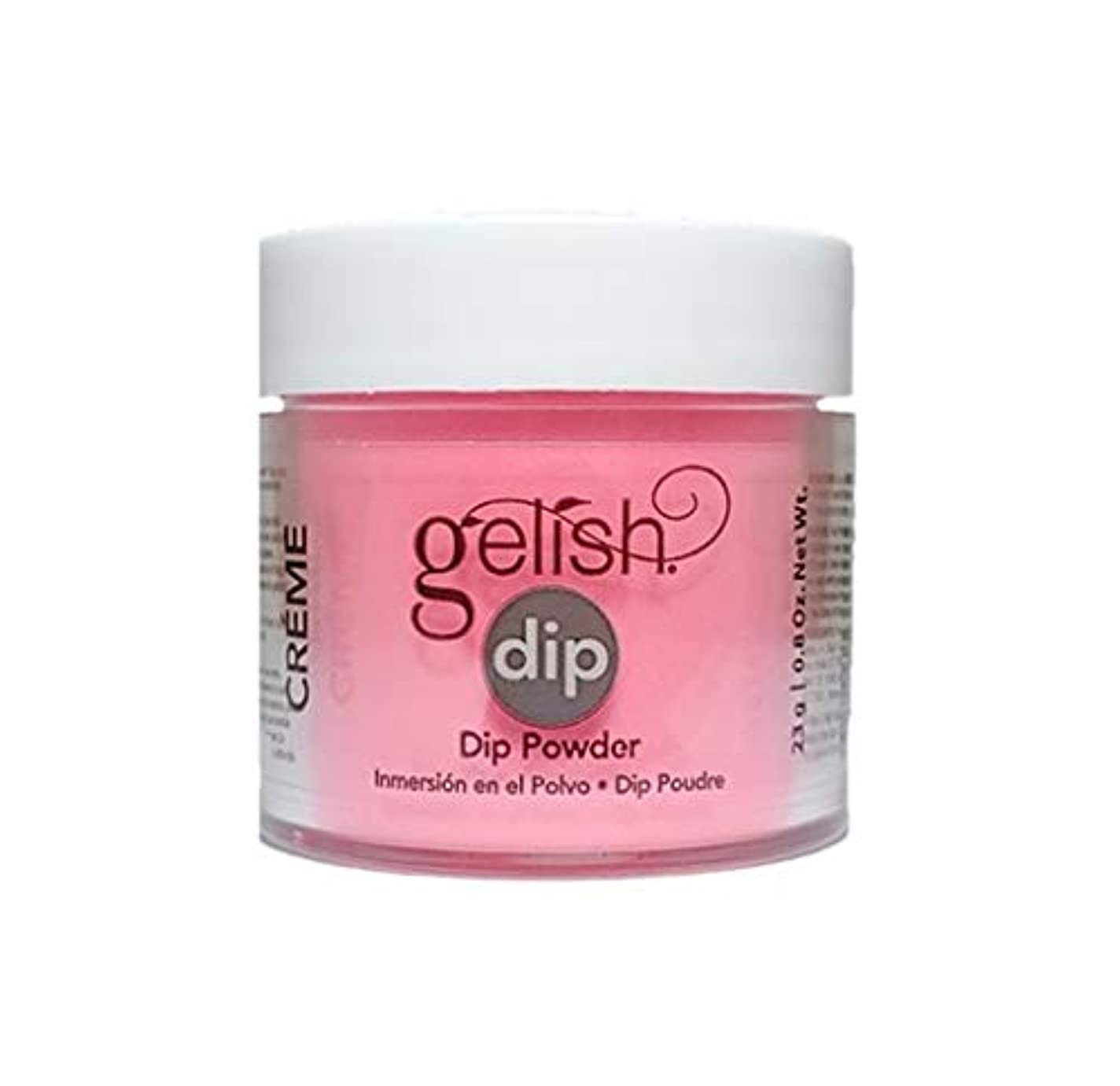 葉を集めるハードリング不実Harmony Gelish - Dip Powder - Brights Have More Fun - 23g / 0.8oz