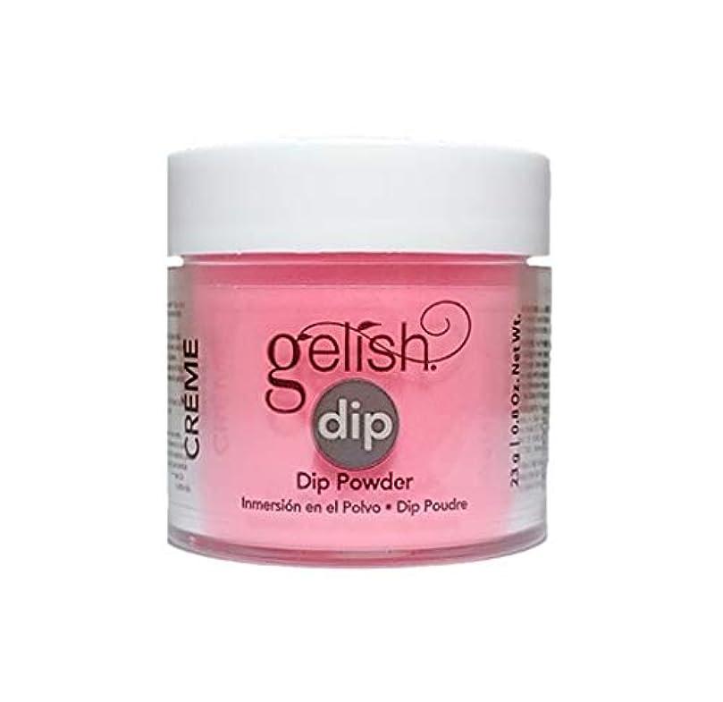 ベッツィトロットウッドプロフィール割り当てHarmony Gelish - Dip Powder - Brights Have More Fun - 23g / 0.8oz