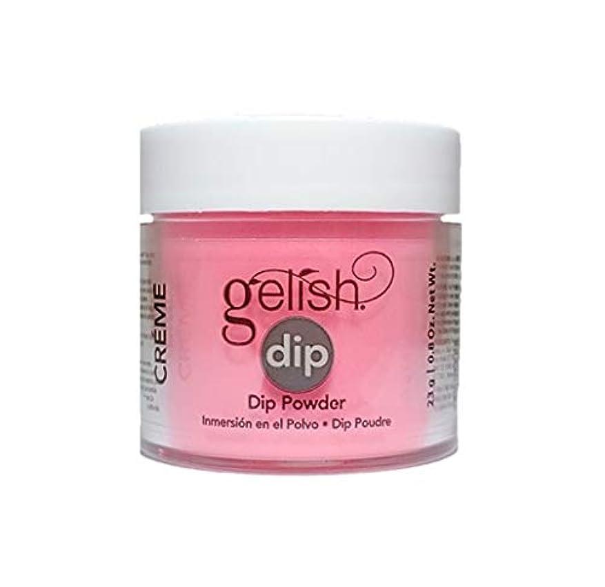 保有者マウントシャツHarmony Gelish - Dip Powder - Brights Have More Fun - 23g / 0.8oz