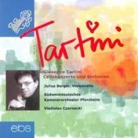 Tartini: Cello Concertos