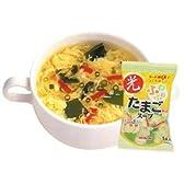 ふわふわたまごスープ【3箱セット】日本農産工業