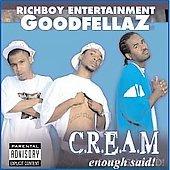 Cream Enough Said