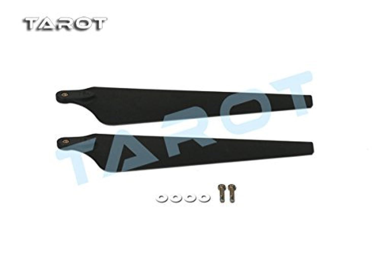 Tarot 1555 高効率 フォールディング プロペラ 折りたたみペラ(CCW)反時計回り TL100D02