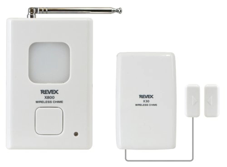 ドア窓チャイムセット X830