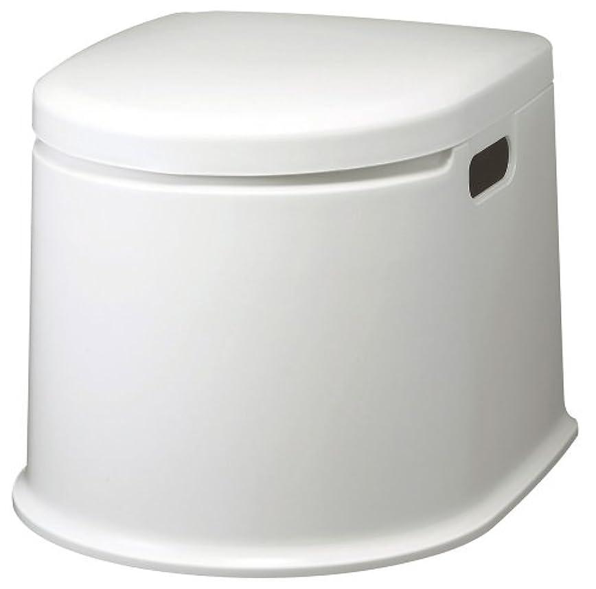 争う障害熟達したダンノ(DANNO) ポータブルトイレ D7806