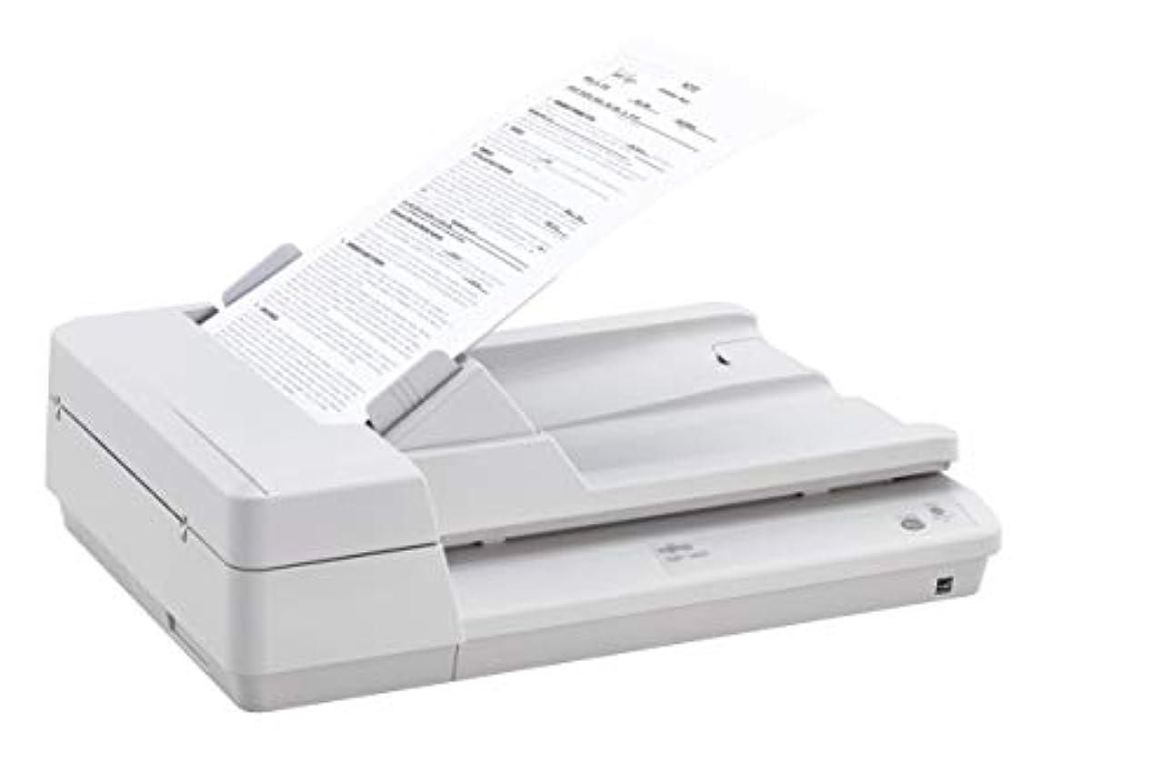 領域地域の落ち着くFujitsu SP-1425 - Document scanner - Duplex - Legal - 600 dpi x 600 dpi - up to 25 ppm (mono) / up to 25 ppm (color) - ADF (50 sheets) - up to 1500 scans per day - USB 2.0