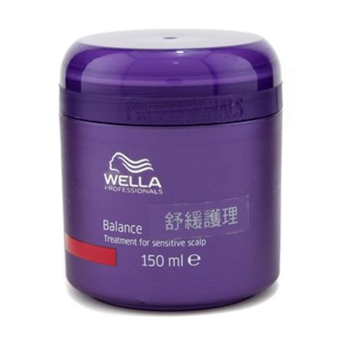 クリケットつぶす裏切り[ウエラ] バランス トリートメント 敏感な地肌用 150ml/5oz