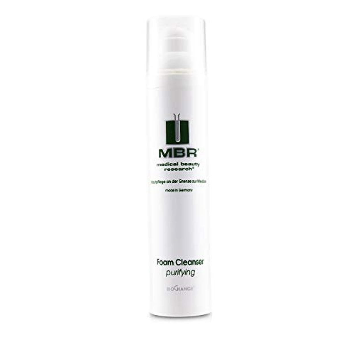 支店風変わりな誓いMBR Medical Beauty Research BioChange Foam Cleanser - Purifying 100ml/3.4oz並行輸入品