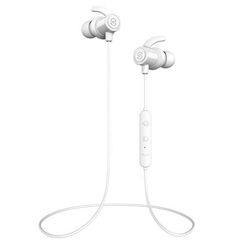 【防水進化版 IPX6対応】SoundPEATS(サウンドピーツ) Q30 Plus Bluetoothイヤホン