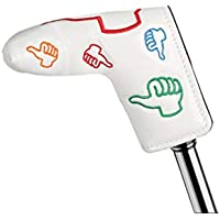 LIOOBO Golf Iron Head Cover Club Heads Protector Wedge Headcovers for Golf Lovers