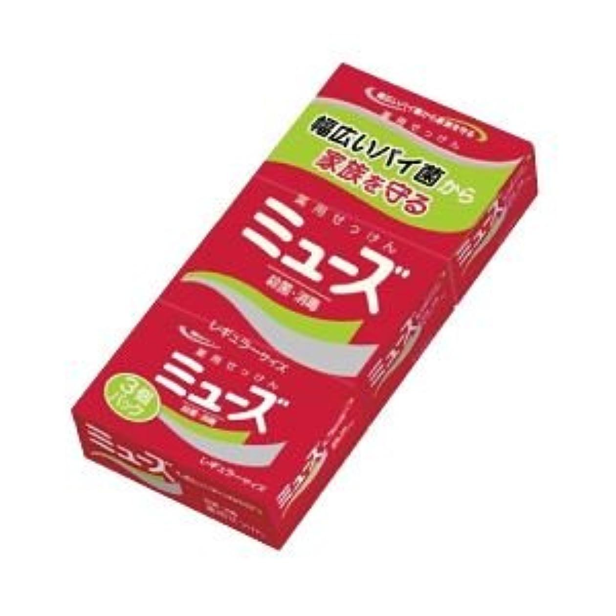 練習食べる九(業務用セット) アース製薬 ミューズ 3個パック 【×10セット】