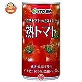 伊藤園 熟トマト(CS缶)190g缶×20本入