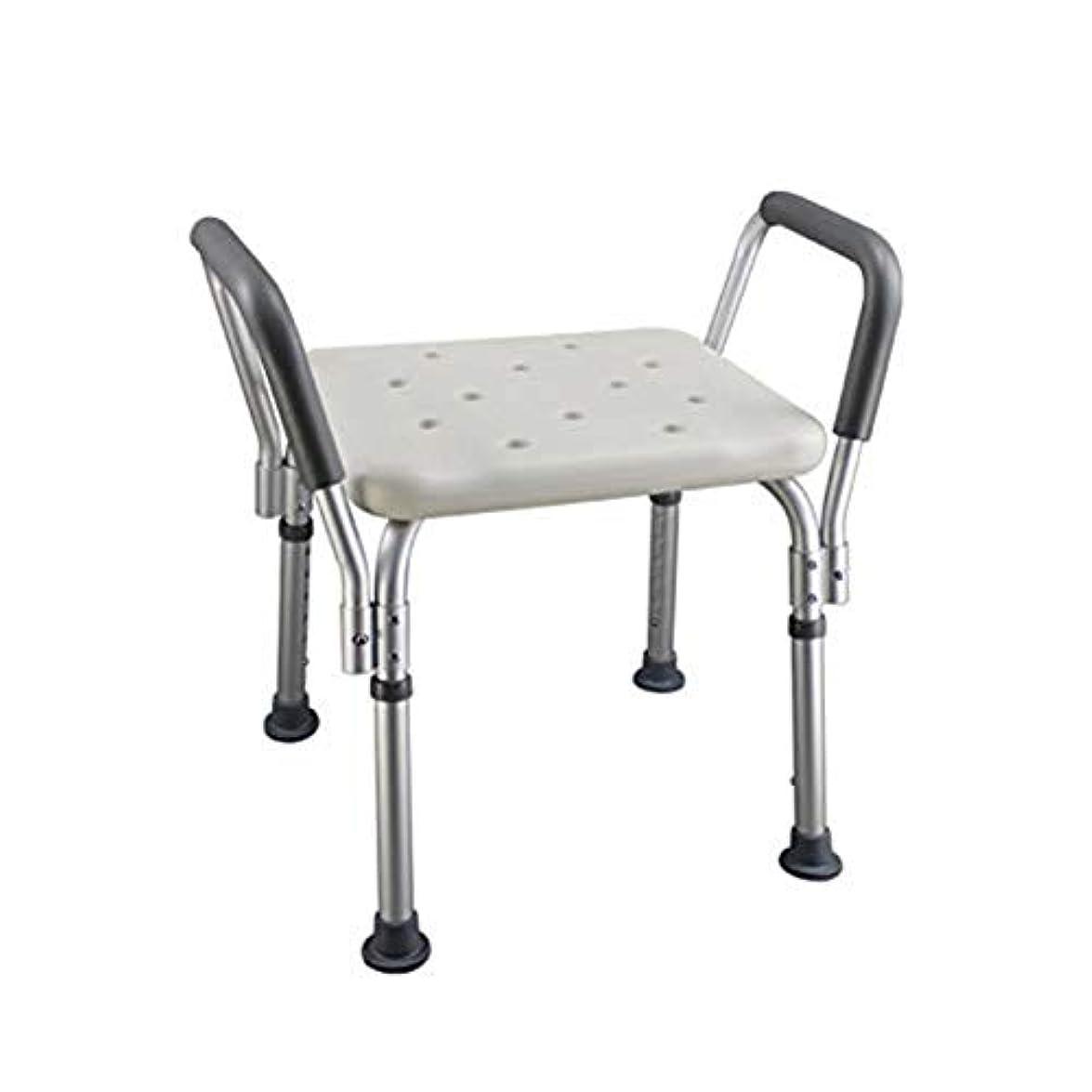 スナッチいとこ導入するトイレチェアハンディキャップ用折りたたみ椅子