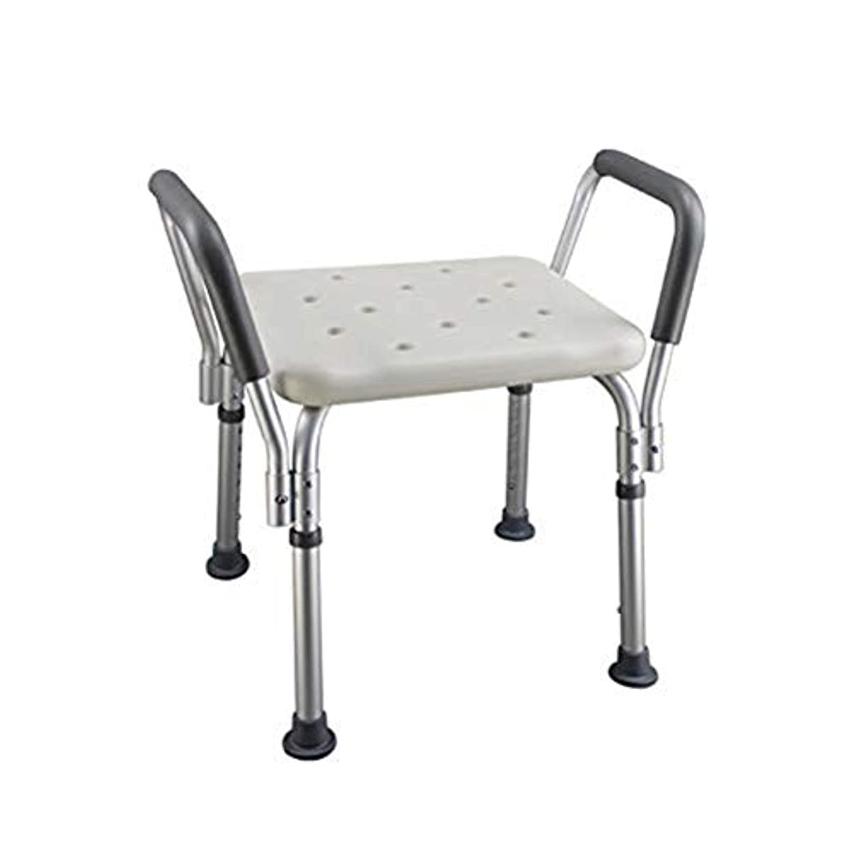 粘土円形中傷トイレチェアハンディキャップ用折りたたみ椅子