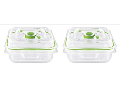 RoomClip商品情報 - FoodSaver 【公式】 真空パック容器 フレッシュボックス 3カップ FA2SC33T2-040