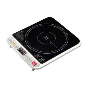 山善(YAMAZEN) 1400W IH調理器 IH-S1400