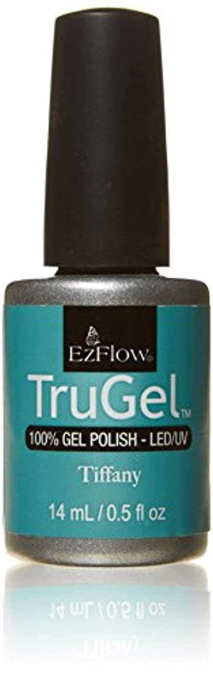 動揺させる学期鉄EzFlow トゥルージェル カラージェル EZ-42278 ティファニー 14ml