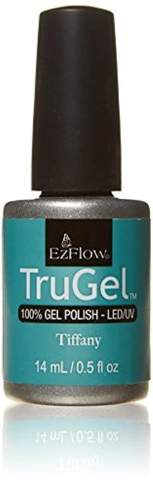 処分したアクセシブル温度EzFlow トゥルージェル カラージェル EZ-42278 ティファニー 14ml
