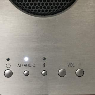 Olasonic Bluetoothスピーカー シルクホワイト IA-BT7-W
