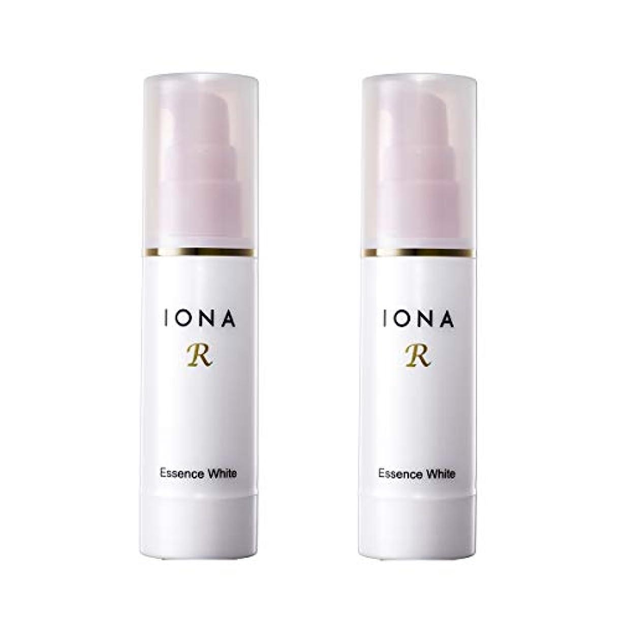 疑問に思うバッフルデュアルイオナR エッセンスホワイト 美容液 2個セット 【通常価格より20%OFF】高機能ビタミンC配合美容液 IONA R イオナアール イオナのビタミンC