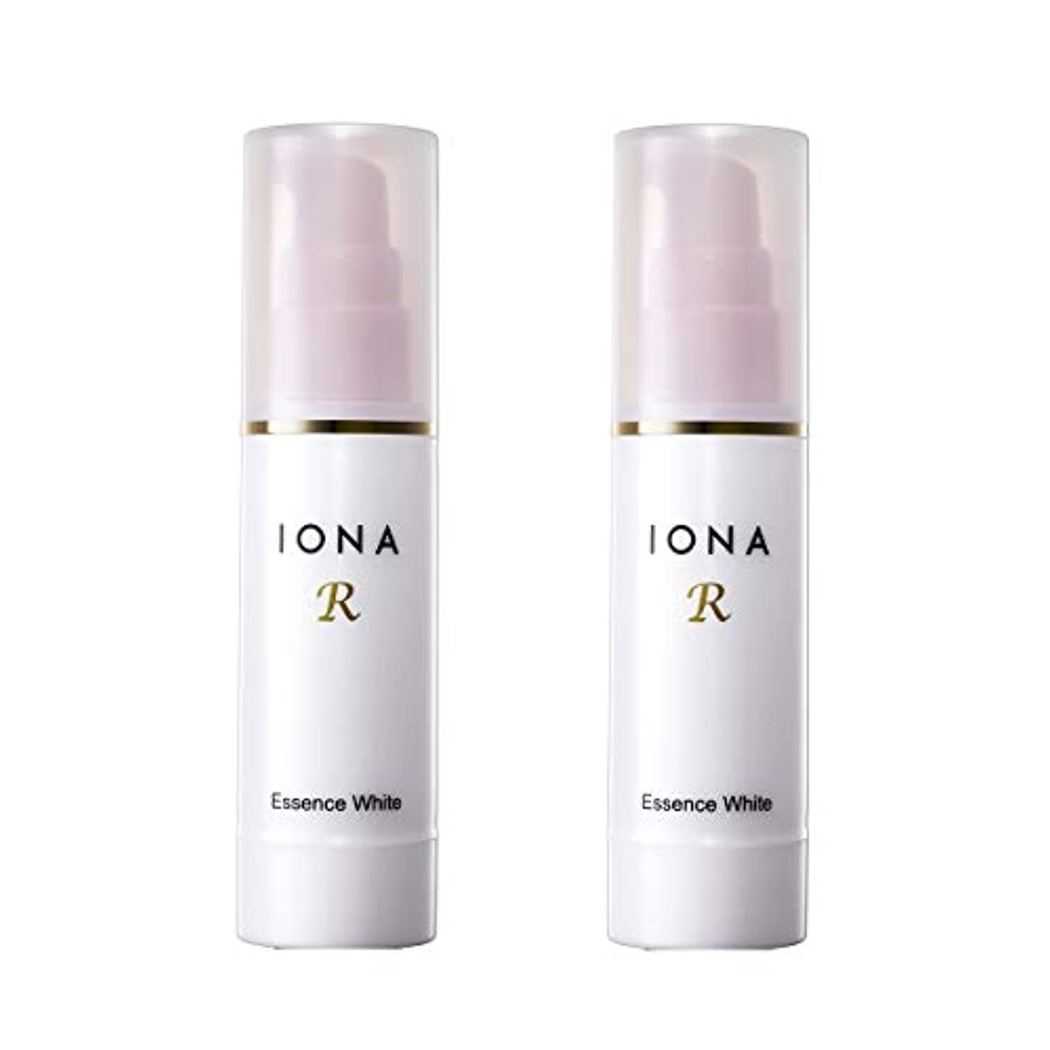 金貸し。ラケットイオナR エッセンスホワイト 美容液 2個セット 【通常価格より20%OFF】高機能ビタミンC配合美容液 IONA R イオナアール イオナのビタミンC